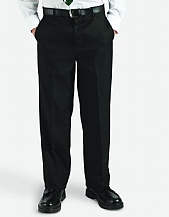 Boys Black Trouser (Better Quality)