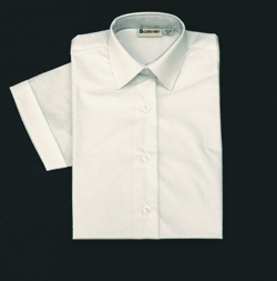 White Short Sleeve Shirt (2 pack)